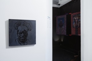 Installation view. Cey Adams, CREAM; Disorientalism, Two Sides to Every Coin. Photo: Jeanette May